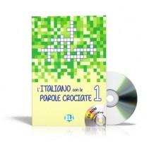 L'Italiano con le parole crociate 1 + CD-ROM - 9788853620729