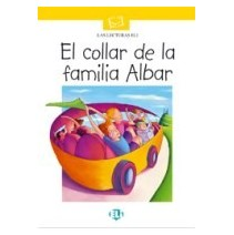 El collar de la familia Albar + CD audio - 9788881485864