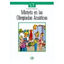 Misterio en las Olimpiadas Acuáticas + CD audio - 9788881484560