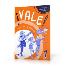 ¡VALE! 1 ćwiczenia - libro de ejercicios - 9788853602015