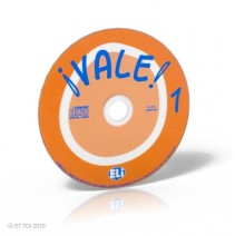 ¡VALE! 1 CD audio - 9788853602879