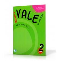 ¡VALE! 2 guía didáctica - 9788853602893