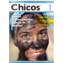 Chicos - nr 1 - 2016/2017 + mp3
