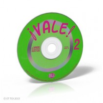 ¡VALE! 2 CD audio - 9788853602923