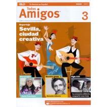 Todos Amigos - nr 3 - 2015/2016