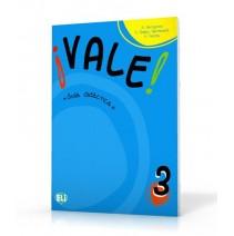 ¡VALE! 3 guía didáctica - 9788853602930