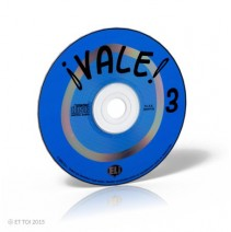 ¡VALE! 3 CD audio - 9788853602961