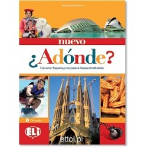 Nuevo ¿Adónde? + CD audio - 9788853612663