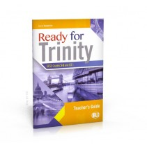Ready for Trinity - Grades 5-6 Teacher's Guide - 9788853622525