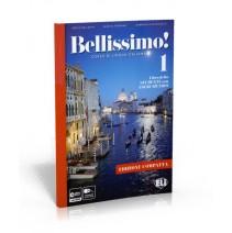 Bellissimo! 1 - Edizione compatta - podręcznik z ćwiczeniami