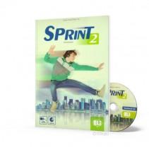 Sprint 2 - Workbook + CD Audio - 9788853623287