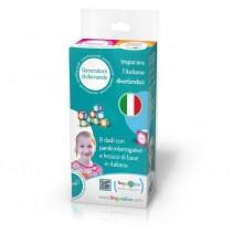 Generatore di domande - gra językowa - 9788364730856