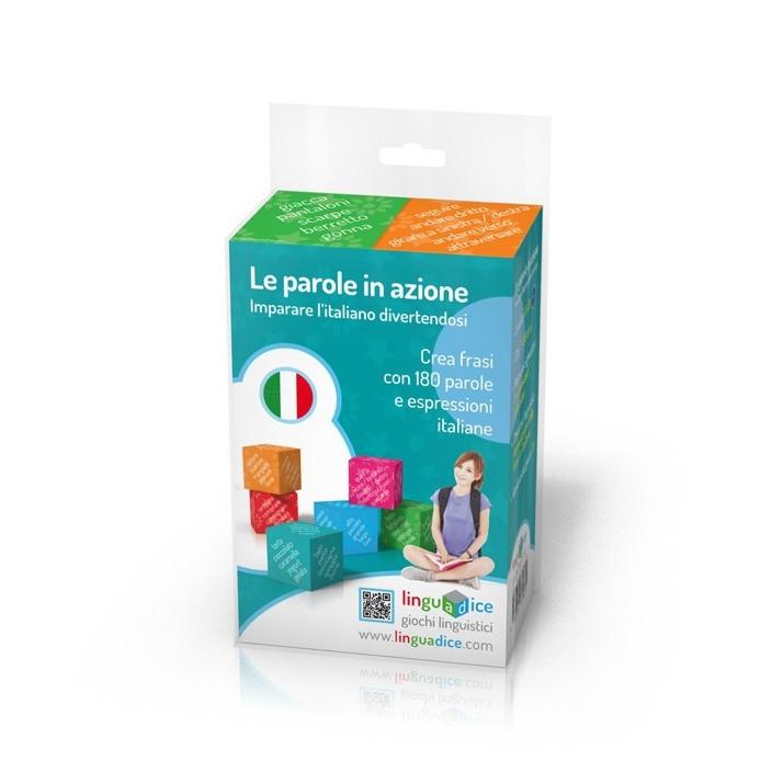 włoska gra Le parole in azione