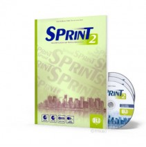 Sprint 2 - Teacher's Book with Tests & Resources - 9788853623317