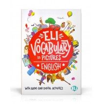 ELI Vocabulary in Pictures English - with audio and digital activities - 9788853624598