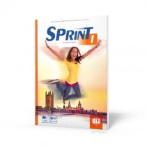 Sprint 1 - Student's Book - 9788853623249
