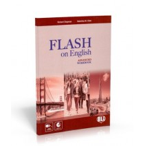 FLASH on English Workbook: Advanced Level + CD audio - 9788853621283