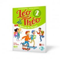 Léo et Théo 2 - livre de l'élève + livre actif - książka ucznia + wersja interaktywna - 9788853623492