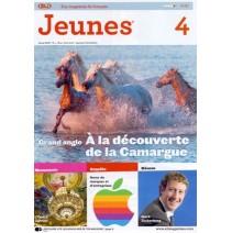 Jeunes - nr 4 - 2017/2018 + audio mp3