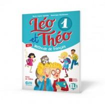 Léo et Théo 1 - livre de l'élève + livre actif - książka ucznia + wersja interaktywna - 9788853623485
