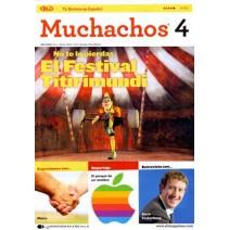 Muchachos - nr 4 - 2017/2018 + mp3