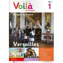 Voilà (wersja PDF) - prenumerata archiwalna na rok szkolny 2016/2017 + audio mp3