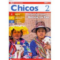 Chicos (wersja PDF) - prenumerata archiwalna na rok szkolny 2016/2017 + audio mp3