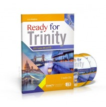 Ready for Trinity - Grades 5-6 + 2 Audio CD - 9788853622518