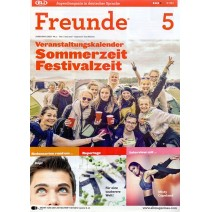 Freunde - nr 5 - 2017/2018 + audio mp3