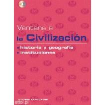 Ventana a la Civilización - historia y geografía + CD audio - 9788849302530