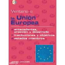 Ventana a la Unión Europea + CD audio - 9788849302554