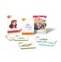 ¡Qué bien! 1 - láminas - karty obrazkowe - 9788853624888