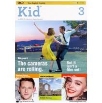 Kid (wersja PDF) - prenumerata archiwalna na rok szkolny 2017/2018 + audio mp3