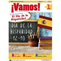 ¡Vamos! (wersja PDF) - prenumerata archiwalna na rok szkolny 2017/2018 + audio mp3