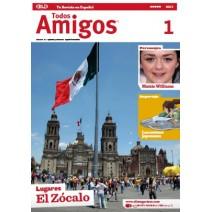 Todos Amigos (wersja PDF) - prenumerata archiwalna na rok szkolny 2017/2018 + audio mp3