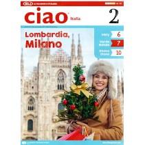 Ciao Italia (wersja PDF) - prenumerata archiwalna na rok szkolny 2017/2018 + audio mp3