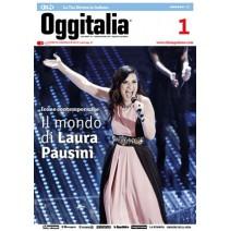 Oggitalia (wersja PDF) - prenumerata archiwalna na rok szkolny 2017/2018 + audio mp3