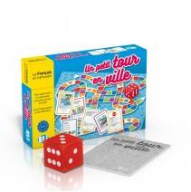 Un petit tour en ville - gra językowa z polską instrukcją - 9788853626028