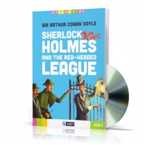 Sherlock Holmes and the Red-Headed League + CD Audio - 9788899279240