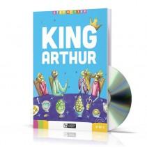 King Arthur + CD Audio - 9788899279585