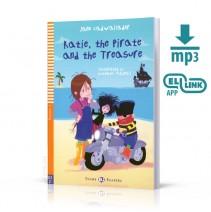 ELI PUBLISHING (ELI European Language Institute) - Katie, the Pirate and the Treasure + mp3 do pobrania - 9788853626127