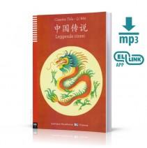 Leggende cinesi + mp3 - 9788853626554