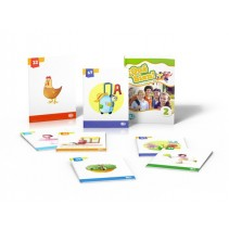¡Qué bien! 2 - láminas - karty obrazkowe - 9788853624895