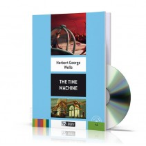 The Time Machine + CD Audio - 9788899279592