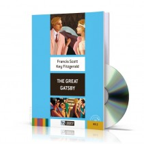 The Great Gatsby + CD Audio - 9788899279141