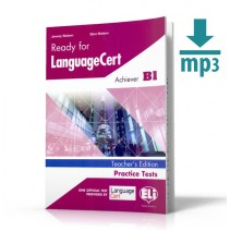 Ready for LanguageCert - Achiever B1 + mp3 - Teacher's Version - 9788853626707