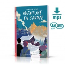 Aventure en Savoie + mp3 audio - 9788853626417