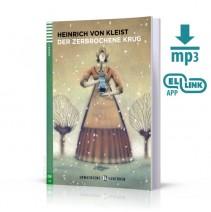 Der zerbrochene Krug + mp3 audio - 9788853626479