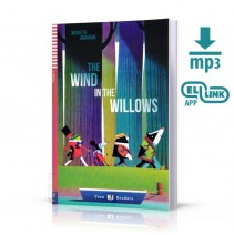 The Wind in the Willows + mp3 audio - 9788853626394