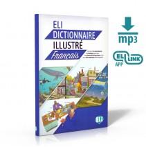 ELI Dictionnaire Illustré + książka cyfrowa i materiał audio - 9788853627056